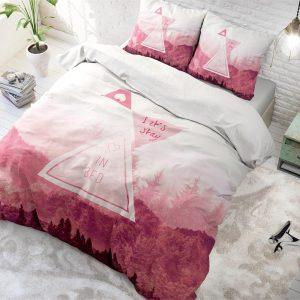 Dekbedovertrek Sleeptime Essentials Let's Stay