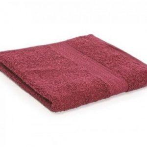 Handdoek Classic Clarysse Bordeaux