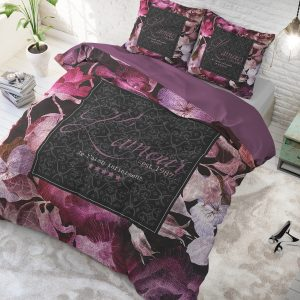 Dekbedovertrek Dreamhouse Bedding Pure Cotton Vintage Amour